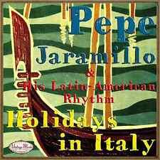 PEPE JARAMILLO CD Vintage Dance Orchestra / Volare , Mattinata , Ciao Bambina