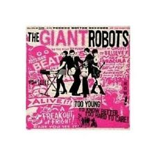 The Giant Robots - Too Young To Know Better...  CD ALTERNATIVE ROCK Neuware