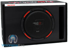 "CERWIN VEGA H6E10SV 10"" SUB 1000W SUBWOOFER VENTED ENCLOSURE BASS SPEAKER + BOX"