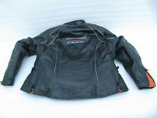 New Harley Davidson FXRG Leather Jacket 3W #98034-12VW