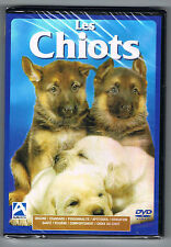 LES CHIOTS - COLLECTION ENCYCLOPAEDIA CANIS - DVD NEUF NEW NEU