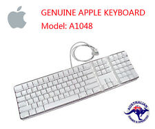 Full Size USB Genuine Apple Keyboard With Numeric keypad iMac PC A1048