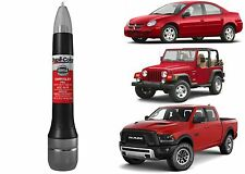 0.5oz Dupli-Color ACC0419 Flame Red Chrysler Exact-Match All-in-1 Touch-Up Paint