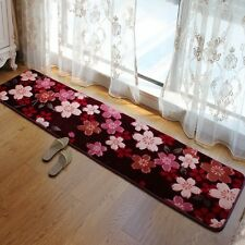 Cherry blossoms Rug For Living Room,Country Style Carpet Bedroom Rug,Bedside Rug
