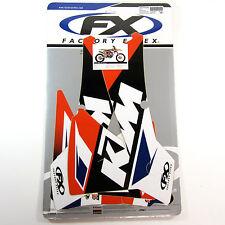 Factory Effex EVO 13 Graphics KTM SX SXF 125 250 525 01 02 EXC 03 04 MXC 200 300