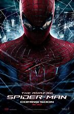The Amazing Spiderman movie poster - Andrew Garfield 11 x 17 inches (c)