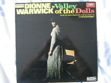 DIONNE WARWICK 33 TOURS FRANCE VALLEY OF THE DOLLS