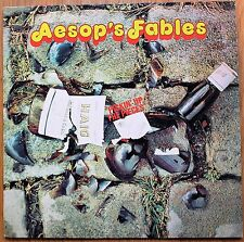 AESOP'S FABLES Pickin' Up The Pieces DUTCH LP Pink Elephant NM 1973 Jazz Rock