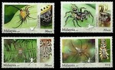 Arachnid,  Spider, Insect Malaysia 2009 (stamp) MNH