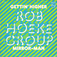 "ROB HOEKE - Gettin' Higher (1973 VINYL SINGLE 7"" DUTCH PS)"