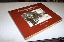 SOUVENIRS DE BRETAGNE photographies C. LHERMITTE 1911-1913 GUILLOUX 1986