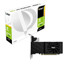 Palit geforce GT730 DDR3 nvidia carte graphique (2GB, pci express 2.0, hdmi, dvi, vga)