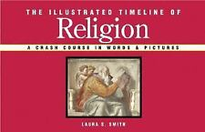 The Illustrated Timeline of Religion: A Crash Course in Words & Pictures