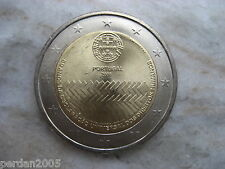 PORTOGALLO 2008 2 EURO FCD UNC 60° DICHIARAZIONE DIRITTI DELL'UOMO PORTUGAL
