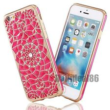 Bling Silicone Diamond Glitter Sparkling TPU Gel Case Cover For iPhone & Samsung