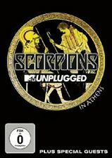 Scorpions-Mtv Unplugged DVD Classic Rock & Pop Nuovo