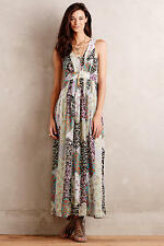 NWT Anthropologie Verity Maxi Dress by Maeve, Size 2P