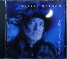 CD WILLIE NELSON - moonlight becomes you, neu - ovp