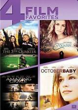 5th Quarter / Heart of the Country / Amazing Grace, Excellent DVD, Merriman, Rya