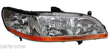New Replacement Headlight Assembly RH / FOR 2001-02 HONDA ACCORD