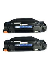 2 PK TONER CARTRIDGE FOR HP CB436A 36A LASERJET M1522 M1522NF P1505 P1505N