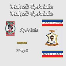 Helyett Speciale Bicycle Frame Stickers - Decals - Transfers  n.1
