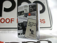 RARE Zippo Windproof Collectible Lighter The 60's HP Chrome 2007 NEW