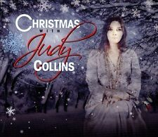 Christmas with Judy Collins [Digipak] by Judy Collins (CD, Oct-2013, Cleopatra)