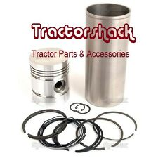 Fordson Dexta Tractor, Finished Cylinder Liner, Piston & Piston Rings x 1
