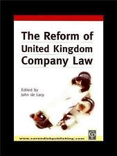 The Reform of United Kingdom Company Law (2002, Hardcover)