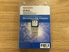 Sharp Blu Ray WiFi  Wireless LAN Adapter VR-WL25 For BD-HP25