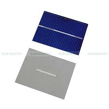 40pcs 52x39mm Poly Solar Cells for DIY Solar Panel Cellphone Battery Charger