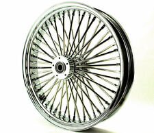 Fat Daddy 52 Mammoth Spoke 21 X 3.5 Front Wheel Rim 08-2017 Harley Touring ABS