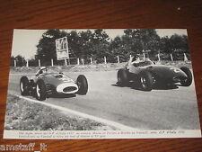 (56)*=G.P. F.1 D'ITALIA 1957 MUSSO FERRARI BROOKS VANWALL=CLIPPING=FOTO=