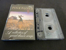 PINK FLOYD A COLLECTION OF GREAT DANCE SONGS ULTRA RARE UK CASSETTE TAPE!