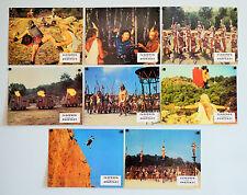 SUPERMEN CONTRE LES AMAZONES-1975-BRESCIA- Jeu A 8 photos