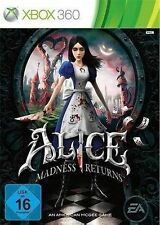Microsoft XBOX 360 Spiel * Alice Madness Returns American McGees Alice 2*NEU*NEW