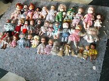 HUGE VINTAGE DOLL LOT