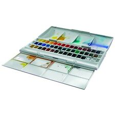Winsor Cotman  Half Pan Studio Set 0390471 Aquarell Farbenset