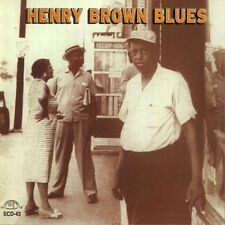 Henry Brown Blues - Henry Brown (2010, CD NIEUW)