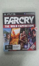Far Cry FarCry 3 The Wild Expedition Sony PS3 NEW Australian Stock