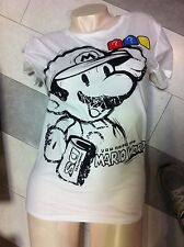 SUPER MARIO MAGLIETTA T SCHIRT Bros. Shirts FASHION