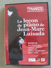 La Lecon de Piano de Jean-Marc Luisada(PIANISTE Master Class Collection Vol.1)