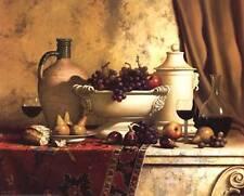 Italian Feast by Loran Speck Fine Art Fruit Style Print Home Wall Decor 29493