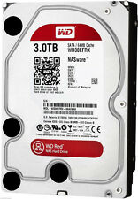 Western Digital WD Red 3TB NAS Hard Disk Drive 5400 RPM SATA 3.5 Inch WD30EFRX