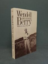 Wendell Berry Life and Work Kentucky NEW