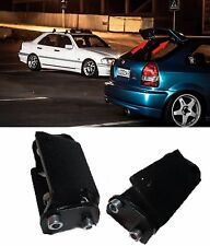 EK9 JDM Civic 96-00 Type R Wing Spoiler LOW!!!  Tilt Riser Lift Brackets 3dr
