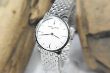 WOMEN'S FREDRIQUE CONSTANT FC-200S1S36B STAINLESS STEEL SWISS MADE WATCH