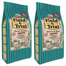 Skinner's Field and Trial Dog Food Duck and Rice 15KG x2 (30KG) Adult