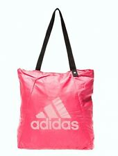 Adidas Women's You Shopper Bag Pink Ladies Tote Bag AB0724